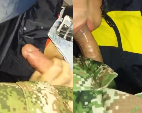 Gozou Chupando o Soldado no Quartel | DITADURA G » Sexo Gay Amador | Vídeos Gays | Xvideos Gay | XXX