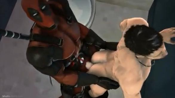 Deadpool Comendo Viado no Banheirão | DITADURA G » Sexo Gay Amador | Vídeos Gays | Xvideos Gay | XXX
