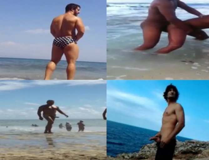 xxx porn flagras praia