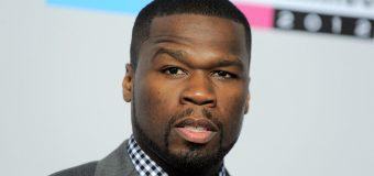 50 Cent Pelado exibindo Pauzão
