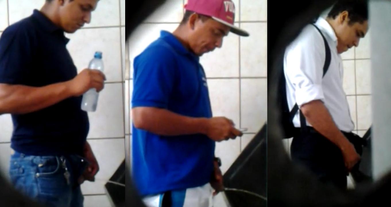 Espiando Homens Mijando no Banheiro em Fortaleza | DITADURA G » Sexo Gay Amador | Vídeos Gays | Xvideos Gay | XXX