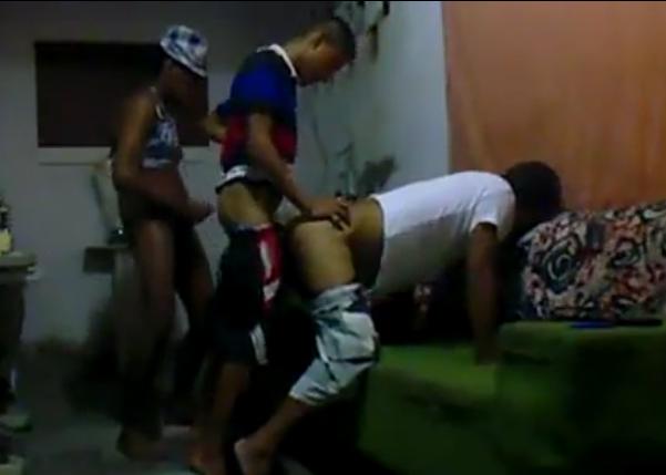 Sexo em favela