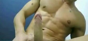 Famosos Batendo Punheta na Webcam #1 | Famosos Nus