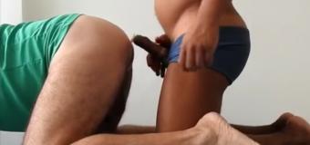 Porteiro comedor de cu
