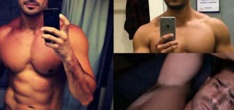 Vaza nude do ator Ricardo Franco