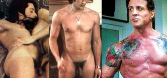 Sylvester Stallone em filme Pornô | Famosos Nus