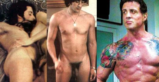 Sylvester stallone em filme porno ideal