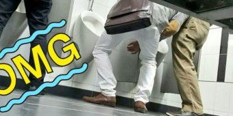 Sexo Gay no Banheiro - Putaria Gay - Pegação gay