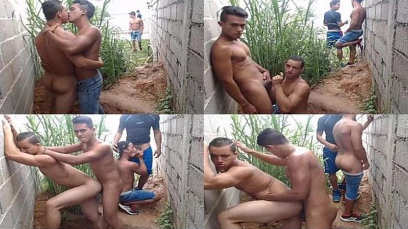 Sexo Gay Amador no Terreno Baldio | DITADURA G » Sexo Gay Amador | Vídeos Gays | Xvideos Gay | XXX