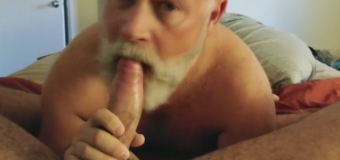 Papai Noel Gay Pagando Boquete