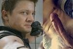 """Vaza nude de Jeremy Renner de """"Os Vingadores"""""""